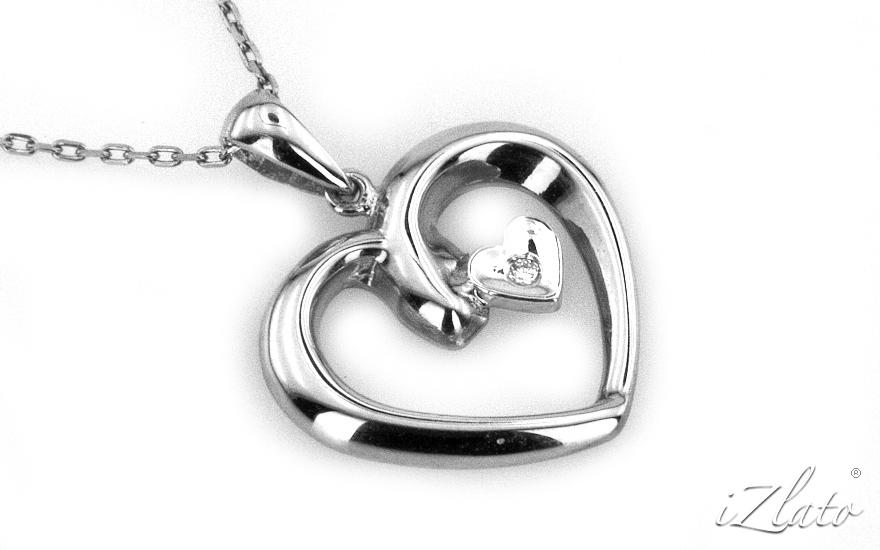 0fa8e7459 srdcovy-diamantovy-nahrdelnik-14-k-biele-zlato-101522v0xor ...