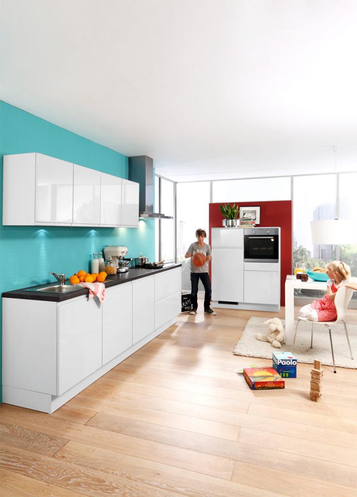 Nové kuchyně