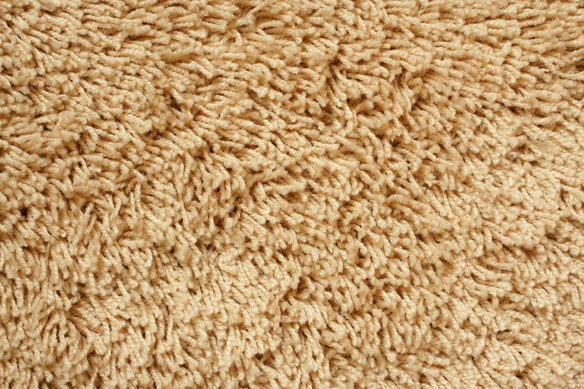 7664625 - a beige carpet texture, close-up