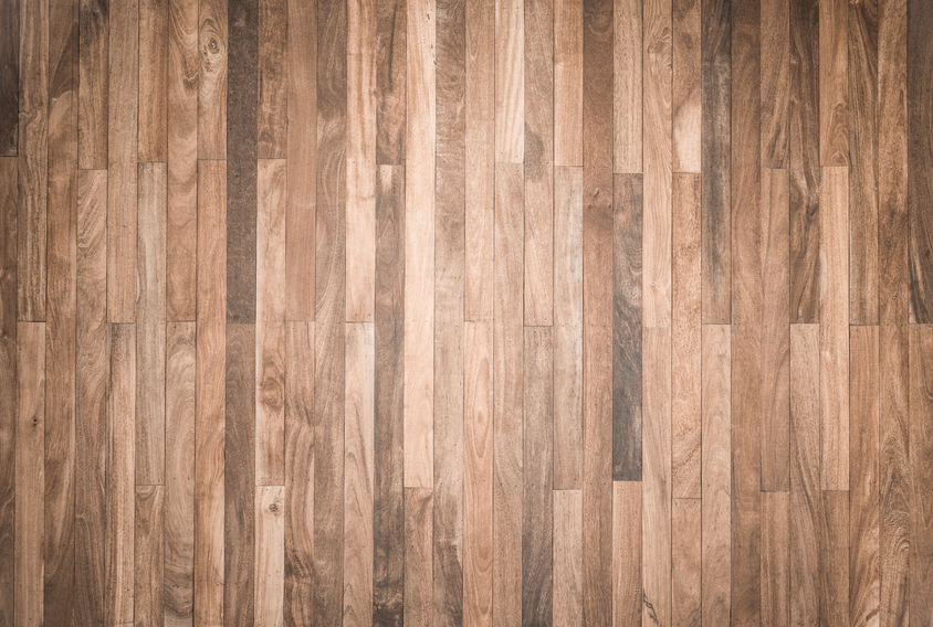 51194065 - background and texture of decorarive redwood striped  on wall, xylia xylocarpa taub wood