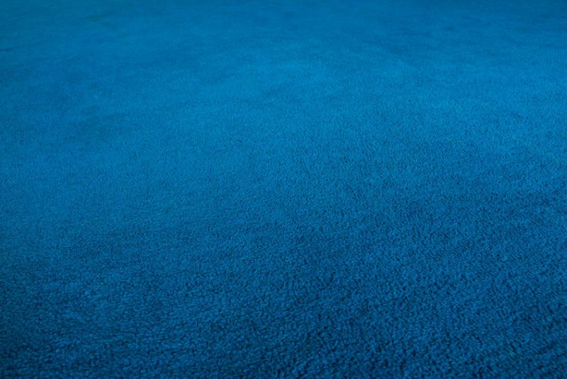 32554623 - the blue carpet,shooting angle in obliquely.