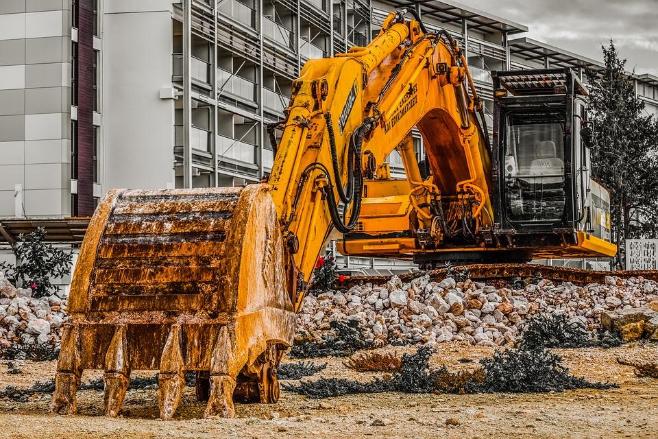 Bazary stavebních strojů – jak poznat ty dobré?